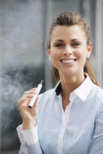 young-woman-smoking-electronic-cigarette