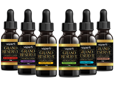 The Grand Reserve Collection is Here! And It's Pretty Awesome