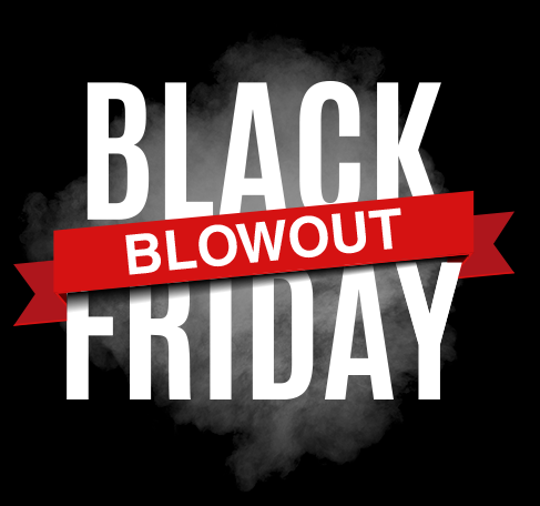 No Holds Barred: Black Friday is Happening Now!