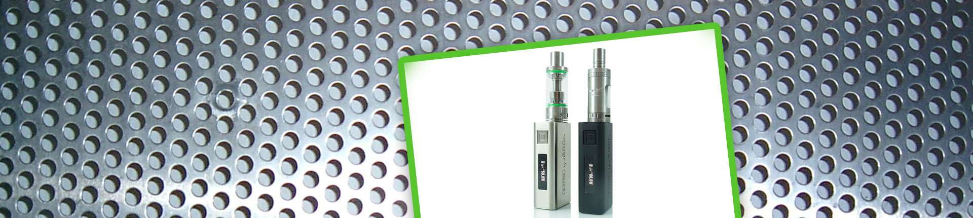 Get Ready: The VaporFi 60W TC Starter Kit is Here!