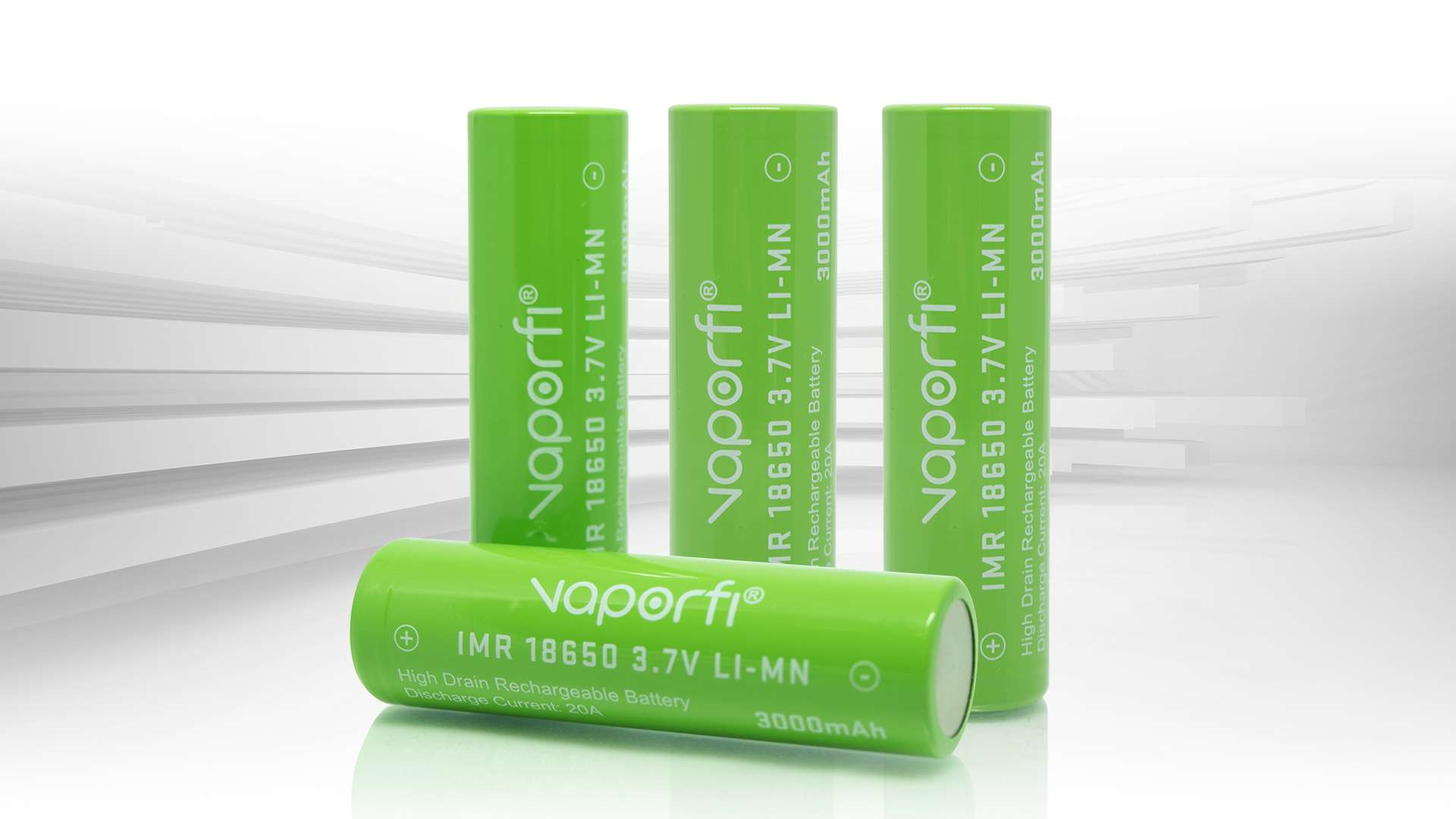 18650 Batteries - VaporFi