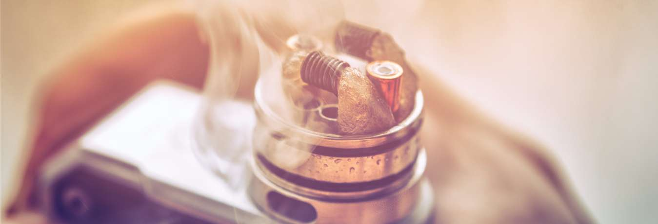 FDA Asks Consumers to Report Vape Battery Explosions