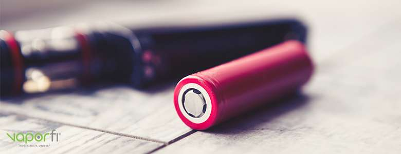 The Best Batteries for Vaping - VaporFi