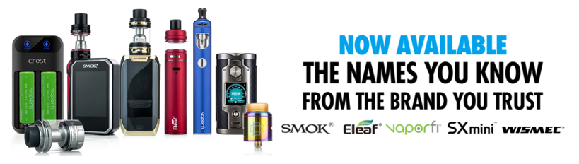 We're Expanding with 3rd Party Vape Brands at VaporFi! | VaporFi