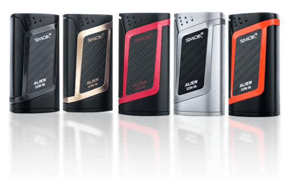 smok alien mod styling review