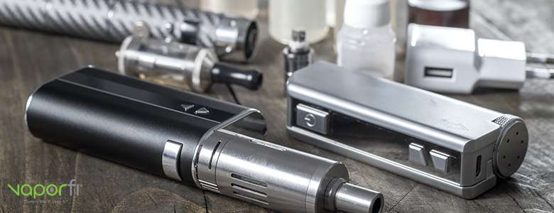 What are the different types of e-cigarettes_