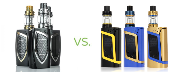 SMOK Devilkin vs Alien: The SMOK Kit Civil War | VaporFi