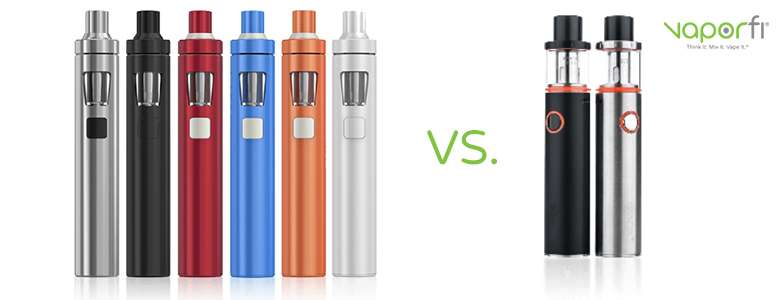 Joyetech eGo AIO vs SMOK Pen 22: Two Portable Powerhouses