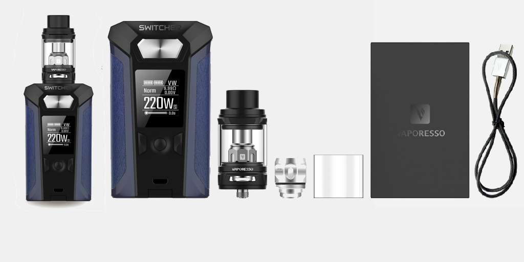 Switching Things Up with the Vaporesso Switcher Starter Kit!