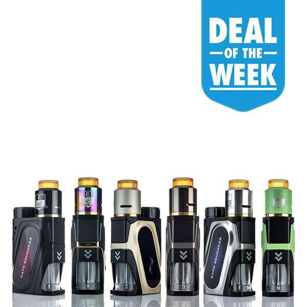 Deal of the Weed: ijoy-capo-squonk-100W-TC