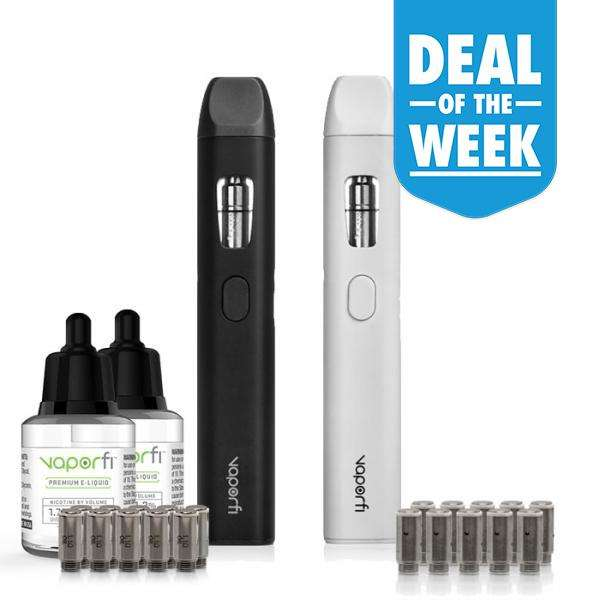 DOW: The VaporFi Air 2 For Two Mini Vaporizer Bundle is Just $89.99!
