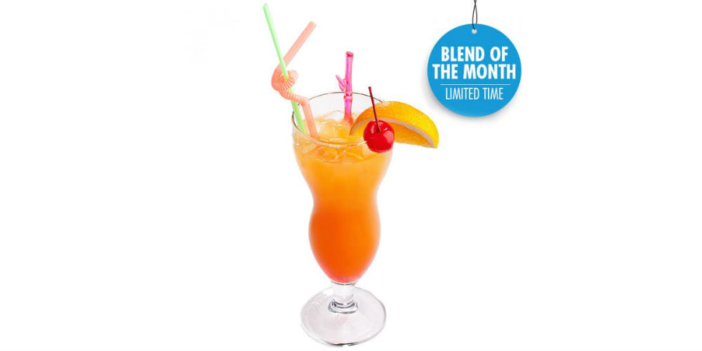 Blend of the Month: Plan Your Escape with Zesty Tropics