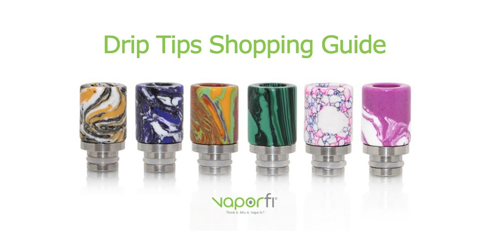 Best Drip Tips for Your Vape: 2019 Edition