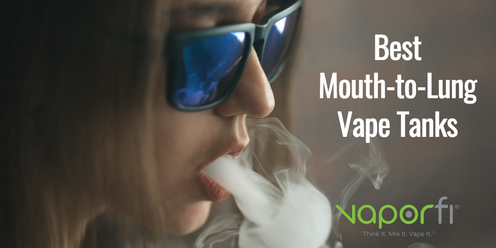 Best Mouth-to-Lung Tanks for 2019