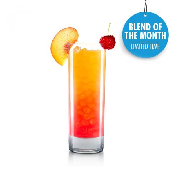 Peachy Sunset Vape Juice Blend of the Month