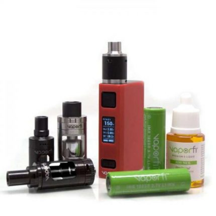VaporFi VEX® 150 TC Starter Kit Bundle