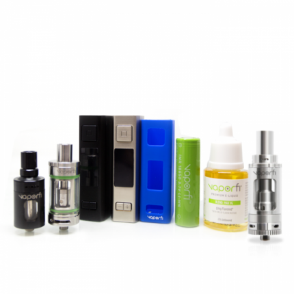 VaporFi VEX® 75 TC Starter Kit Bundle