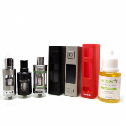 VaporFi VOX® 40 TC Starter Kit Bundle