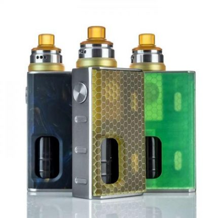 Wismec Luxotic BF Vape Starter Kit with Tobhino RDA