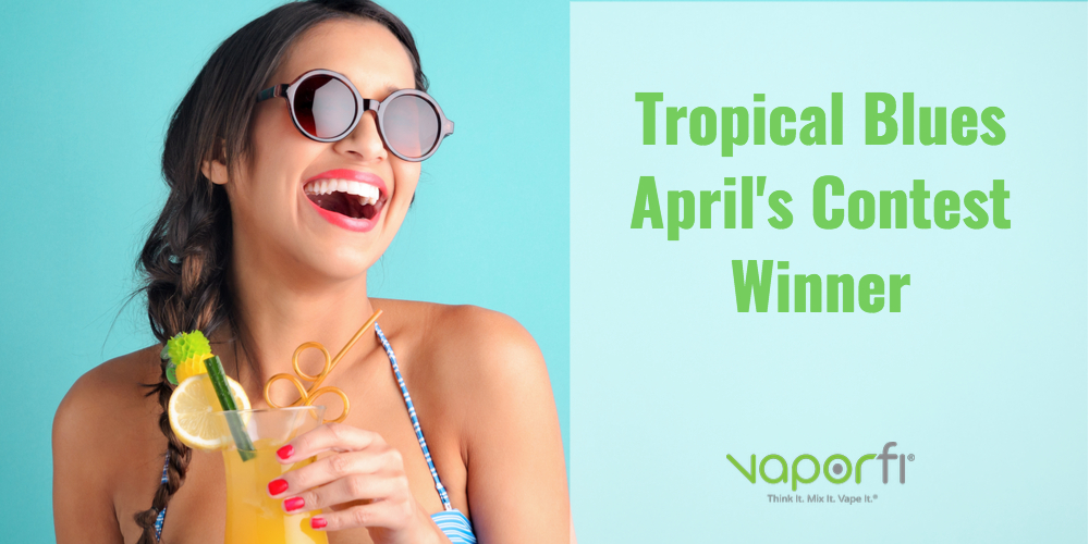 April's Contest Winner Will Have You Singing the Tropical Blues