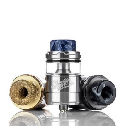 Wotofo x MrJustRight1 x The Vapor Chronicles Profile Unity 25mm RTA