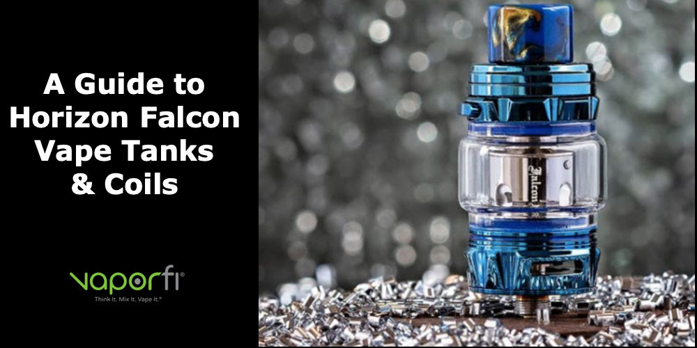 The Horizon Falcon Line: A Guide to HorizonTech's Tanks and Coils