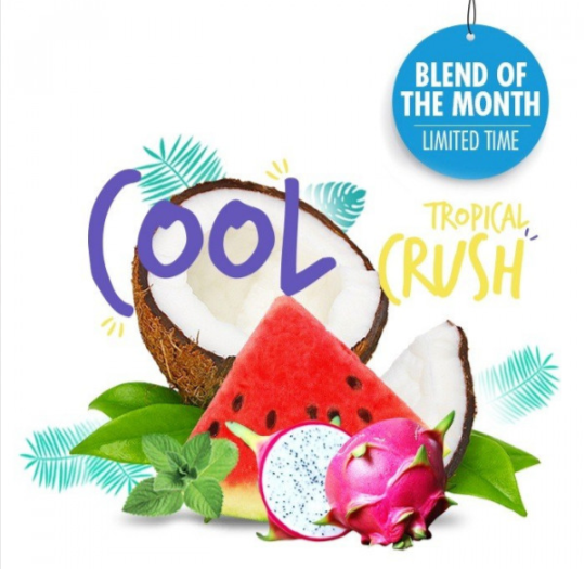 Cool Tropical Crush