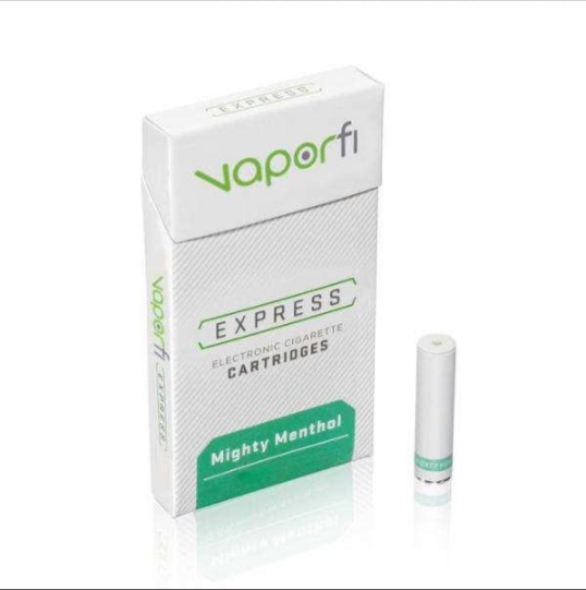 VaporFi Express Mighty Menthol Vape Cartridge