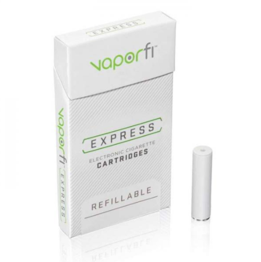 VaporFi Express Refillable Cartridges