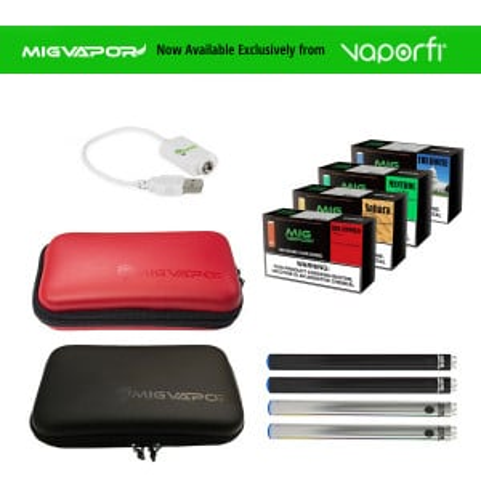 Mig Vapor Couple E-Cigarette Bundle