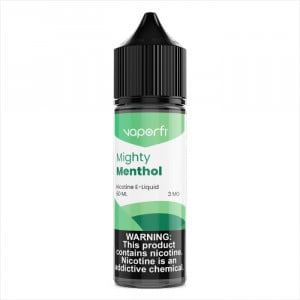 VaporFi Mighty Menthol E-Liquid (60ML)