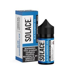 Solace Blue Raspberry Lemonade Ice Nic Salt (30mL)