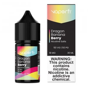 VaporFi Dragonfruit Banana Nic Salts (30mL)