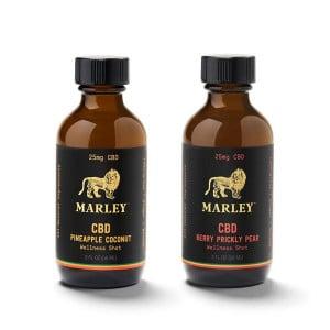 Marley CBD Wellness Shot Drink - 25Mg - VaporFi