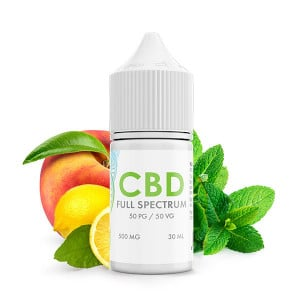 Peach Freeze CBD