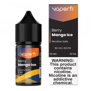 VaporFi Tropical Ice Mango Berry Menthol Nic Salts (30ML)