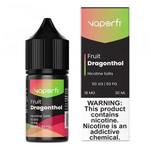 VaporFi Fruit Menthol Dragonthol Nic Salts (30mL)