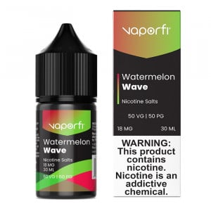 Watermelon Wave Salt Nic Juice 30mL