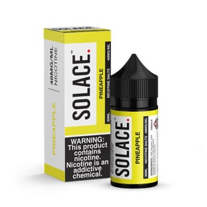 Solace Vapor Pineapple Nic Salt Juice (30mL)