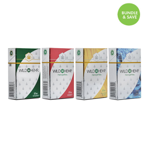 Wild Hemp Flavor Flight Bundle