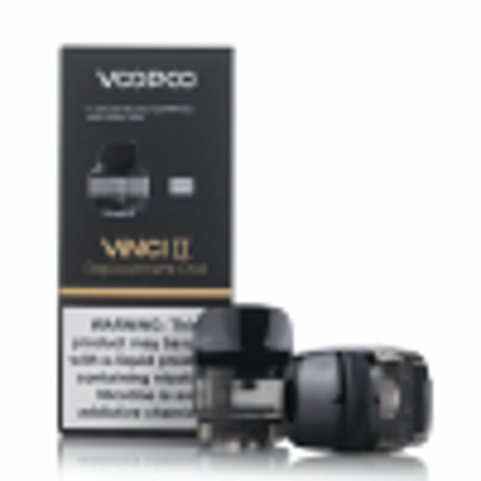 VooPoo Vinci 2 Replacement Pod - (2 Pack)