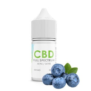 Blueberry Blast CBD