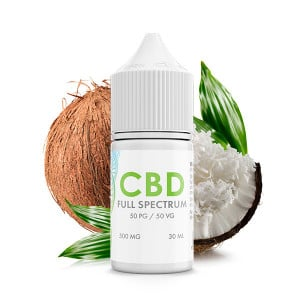 Caribbean Toasted Coconut CBD