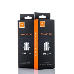 GeekVape Zeus Z Replacement Vape Coils ( 5-pack)