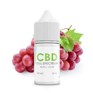 Grape Escape CBD E-Liquid Blend