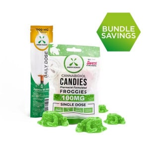 Green Roads CBD Treats Bundle
