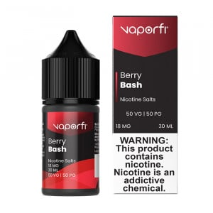 VaporFi Berry Bash Nic Salts (30mL)