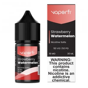 VaporFi Strawberry Watermelon Nic Salts (30mL)