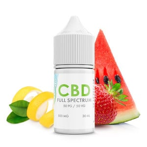 Strawmelon Lemonade CBD