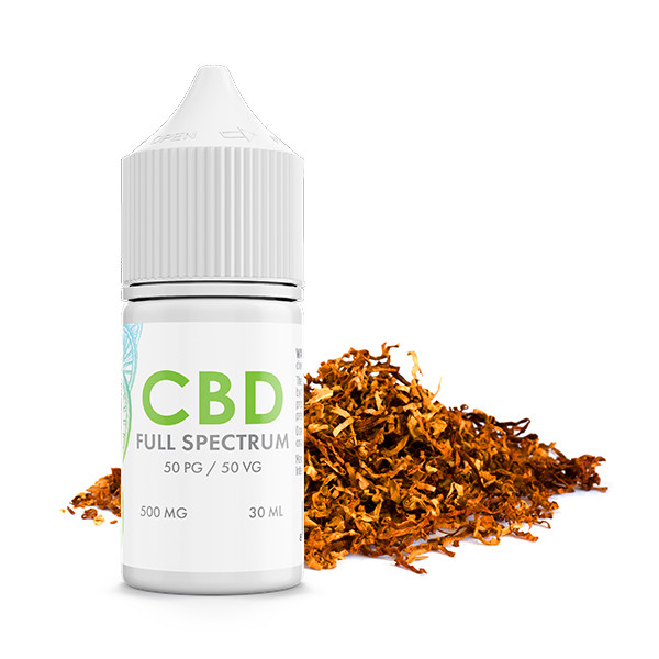 American Red Tobacco CBD E-Liquid Blend